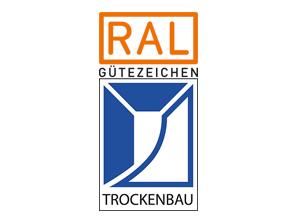 RAL Gütezeichen Trockenbau - Betreut von brünger.media Kiel